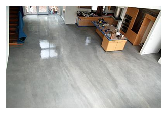 Alabama Stained Concrete